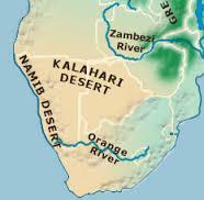 kart kalahari desert