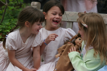 little-girls-laughing
