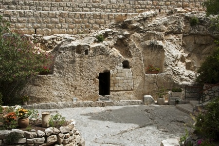 tomb Jesus