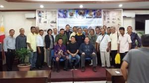 Fra seminar i Davao. Alle adventister ble bedt om å ta med en muslim venn. Men ingen muslimer kom desverre. Kanskje fordi det var fredag? I stedet ble det en grundig opplæring direkte til deltakerne fra de lokale adventister som kom.