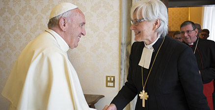 paven og trump