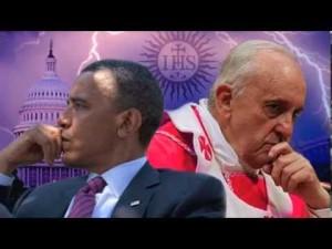 obama og paven