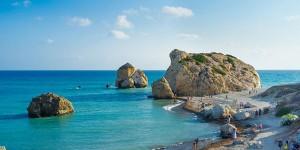Klippe i Middelhavet