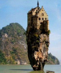Snakket Jesus om å bygge en kirke på klippen? Hva mente Jesus egentlig?