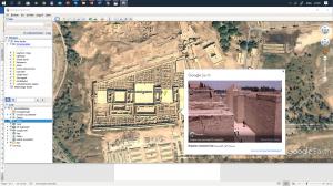 Mange bibelske historier utspilte seg i Babylon. Her er Nebudkadnesars palass.