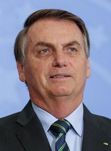 Jair Messias Bolsonaro, president i Brasil, kalte den 10 mars corona pandemien en fantasi skapt av media.