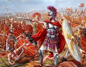 Hvordan be Jesus jødene forholde seg til den romerske okkupasjonsmakten?