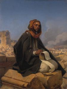 Jeremia, en av Guds virkelige profeter i det gamle testamentet, var en av de som fikk beskjed fra Gud om å advare mot alle de falske profeter på hans tid.
