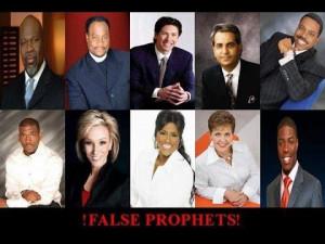 Det er heldigvis flere kristne som står fram i USA i dag, og advarer mot alle de falske profetene som fyller TV og internett.