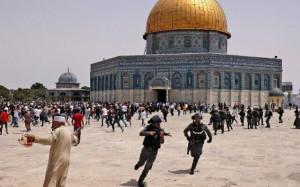 PALESTINIAN-ISRAEL-RELIGION-ISLAM-JERUSALEM